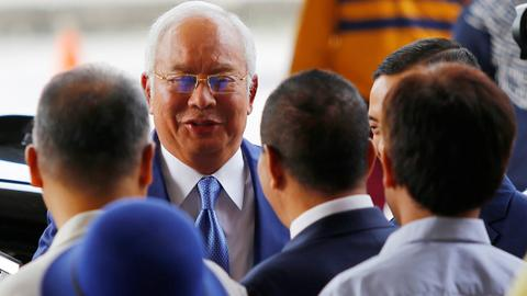 Malaysia ex-PM Najib's biggest 1MDB trial to begin