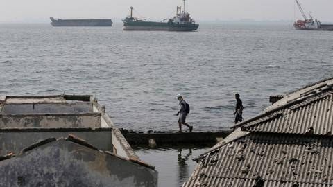 Cargo ship, crew vanish from Indonesian waters