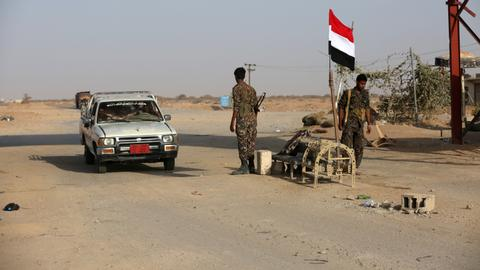 Yemen govt forces storm Aden, seize airport - residents, officials