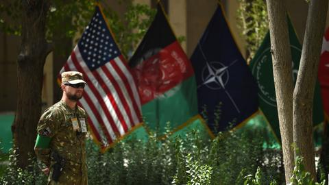 Taliban vows to fight US in Afghanistan after Trump ends talks