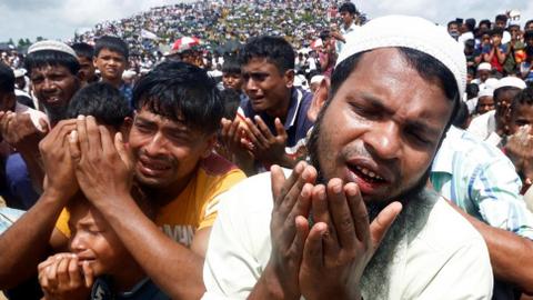 Myanmar faces Gambia's genocide lawsuit at top UN court