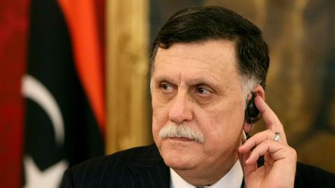 'Libya's militias are a reality': Prime Minister Sarraj