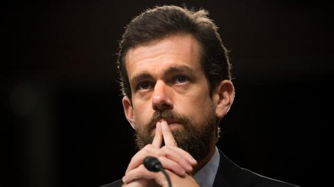 Twitter CEO's account hacked, offensive tweets posted