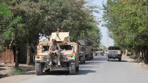 Scores killed as Taliban, Afghan forces clash in Kunduz despite peace talks
