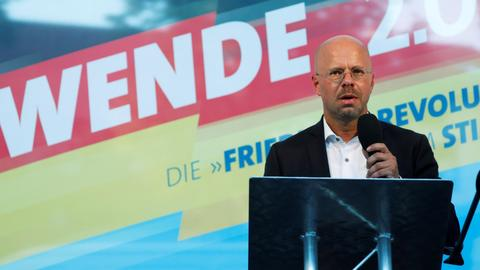'Earthquake' elections in east Germany could jolt Merkel's coalition