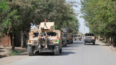 Taliban attack second Afghan city as US envoy says deal is near