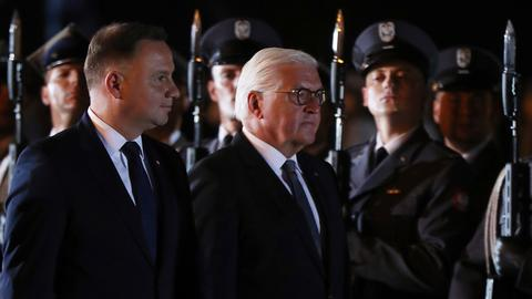 Germany asks Polish forgiveness 80 years after World War II outbreak