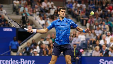 Injured Djokovic quits US Open clash with Wawrinka