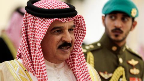 Bahrain unsurprisingly supports Israeli aggression