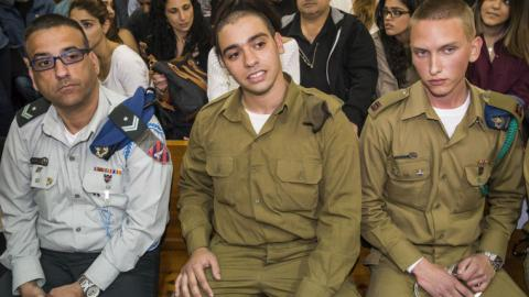 Israeli soldier charged for killing wounded Palestinian