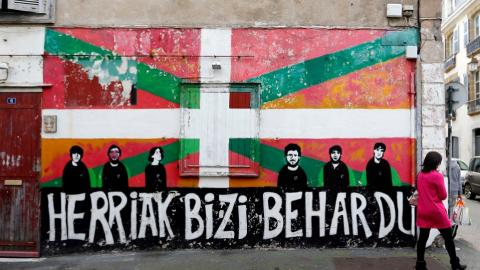 Basque militant group ETA says they have disarmed