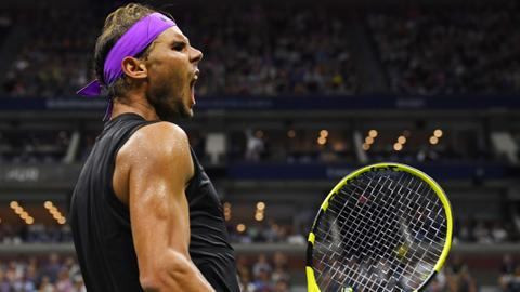 Relentless Rafa knocks Cilic out of US Open