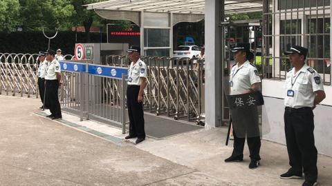 Eight schoolchildren killed in China, suspect arrested – official