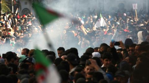 Another battle for Algeria is only beginning
