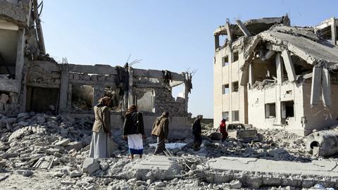UN probe alleges war crimes, 'endemic impunity' in Yemen