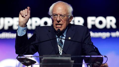 Bernie Sanders' statement on Kashmir is a welcome ray of hope
