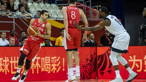 US survive Turkey scare to win in overtime at FIBA World Cup