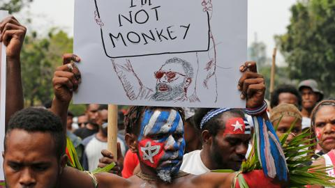 Race, rights, and resistance: The West Papuan protests in context