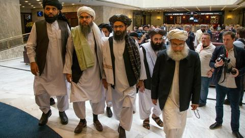 Afghan government concerned about US-Taliban peace deal