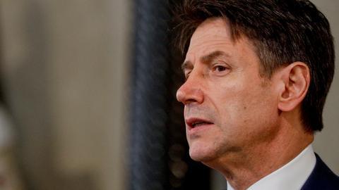 Italian PM Conte forms new coalition government