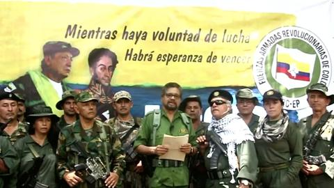 Is Colombia's peace process on the brink of falling apart?