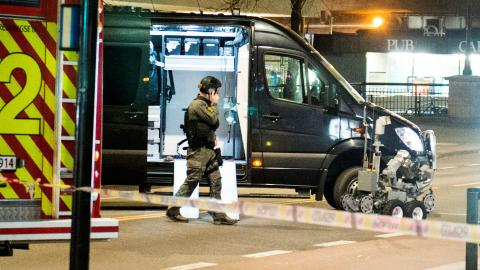 Norway raises security level after explosive device found in Oslo