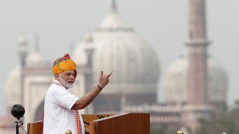 The rise and decay of India's soft power