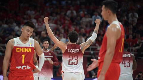 Basketball: Swamped China leaving World Cup tournament it hosts
