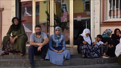 Mothers rise against PKK terrorists' child recruitment