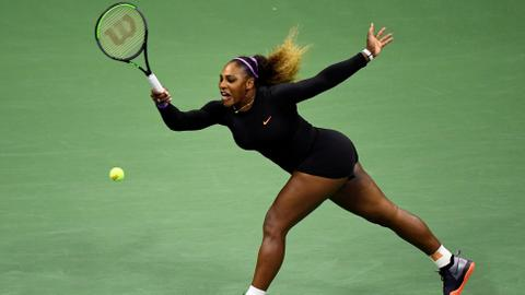 Serena dismantles Svitolina to roll into US Open finals