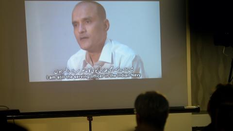Pakistan orders death sentence for Indian