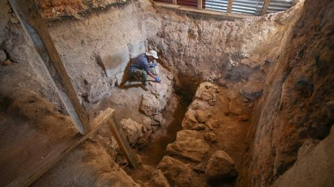 Archaeologists unearth ancient findings in eastern Turkey