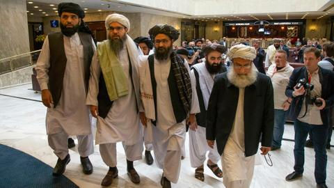 Here's how US-Taliban peace talks can succeed