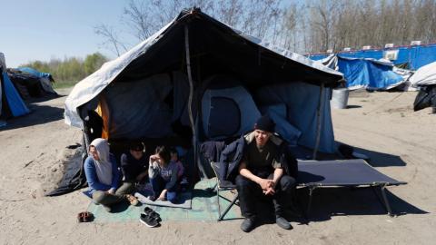 UN asks EU to halt dispatching migrants to Hungary