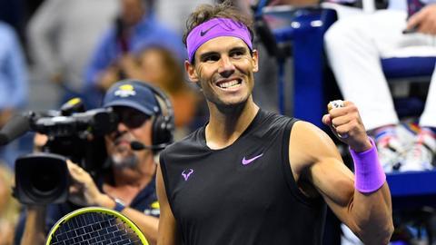 Nadal battles past Berrettini to reach US Open final