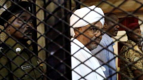 Sudan's Bashir awaits his fate in corruption trial