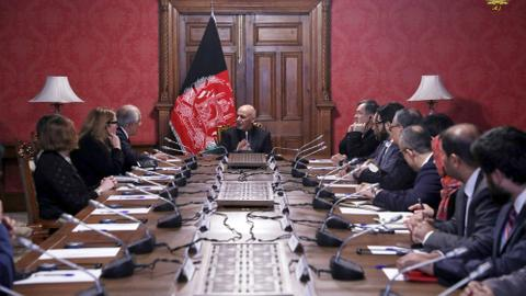 Trump says he cancelled peace talks with Afghan Taliban over attack