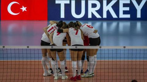 Turkey win silver medal in EuroVolley 2019