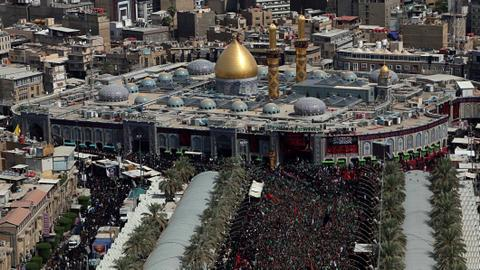 What is Ashura - a day of mourning for Shia Muslims