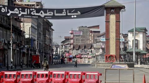 Kashmiris allege beatings, abuse in raids by Indian troops