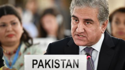 Pakistan warns of 'genocide' in Kashmir, sees no talks with India