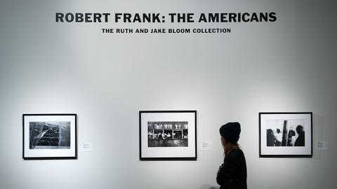 Robert Frank, photography titan, dead at 94