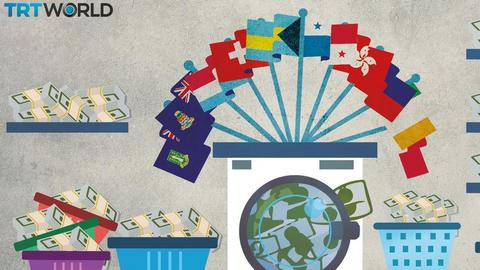 Big firms pile up 'phantom' investments to skirt tax