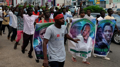 Nigeria police killed at least 12 mourners – Shia group