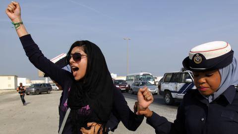 Report alleges abuse of female detainees in Bahraini custody