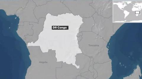 Train derails in DRC killing at least 50 – minister