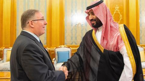 Saudi crown prince relies on Christian Evangelicals to fix image