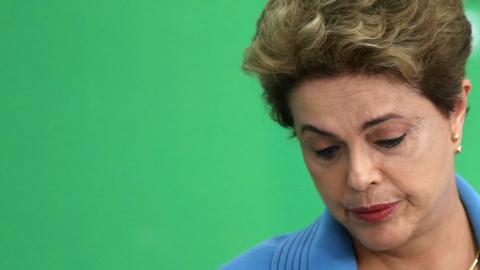 Brazil's Rousseff defiant after impeachment defeat