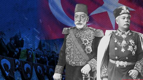 The forgotten history connecting modern Turkey and Malaysia
