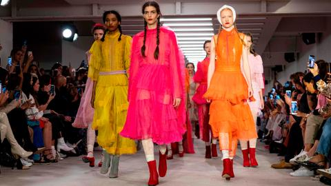 London Fashion Week organisers warn of 'Brexit' risks